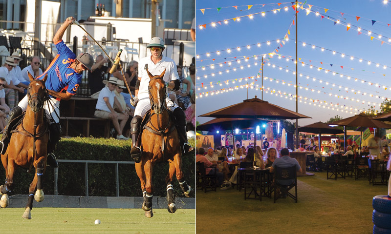Arranca el 46º Torneo Internacional de Polo en el Santa María Polo Club de Sotogrande