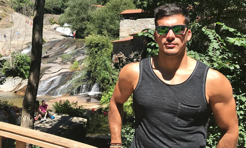 Cristian Toro, ex de Irene Junquera, ¿presenta a su nuevo amor con esta foto?