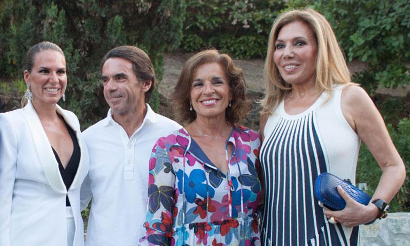 El Instituto Maribel Yébenes, gran colaborador de la cena de gala de la AECC en Marbella