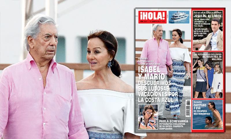 Isabel Preysler y Mario Vargas Llosa, descubrimos sus ...
