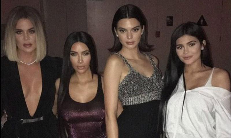 Así fue la fiesta sorpresa por el 20 cumpleaños de Kylie Jenner