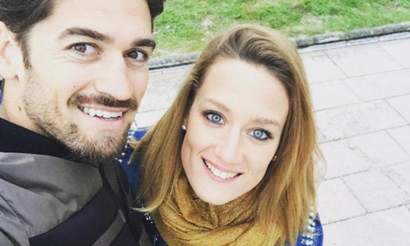 ¡Puro amor y emoción! El novio de Mireia Belmonte narra su récord del mundo y se queda 'sin palabras'