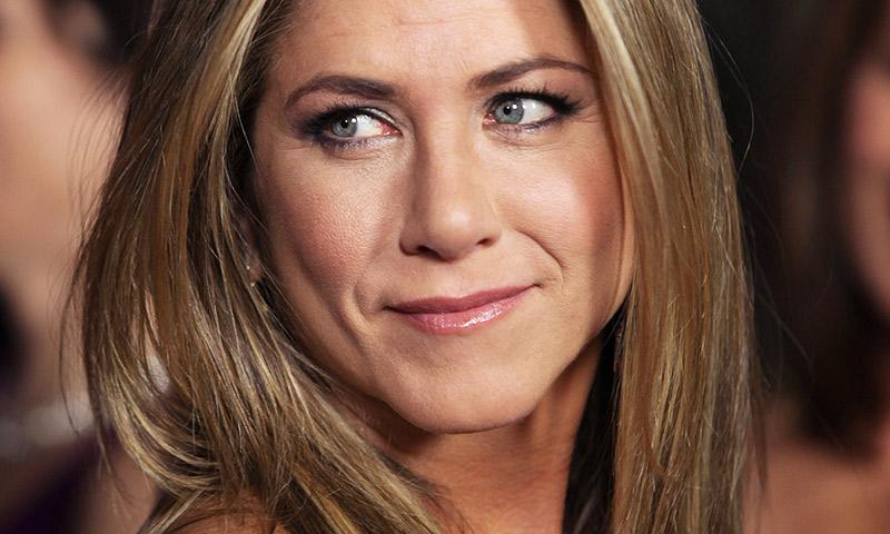 Jennifer Aniston sobre las redes sociales: 'No tengo, pero mi marido me lo cuenta todo'