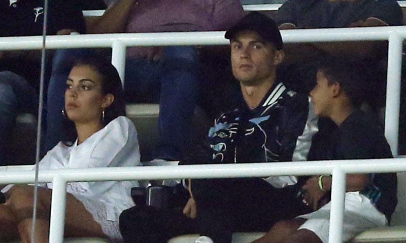 Cristiano Ronaldo y Georgina Rodríguez tienen otro motivo para sonreír