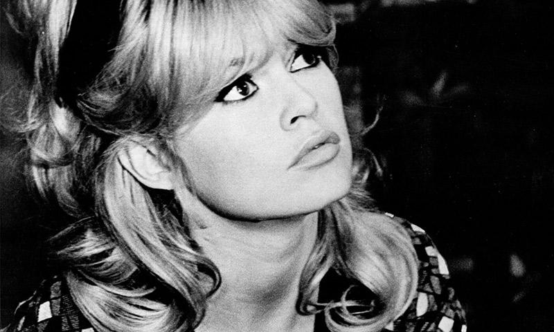 ¿Es esta la primera imagen de Patricia Conde convertida en Brigitte Bardot?