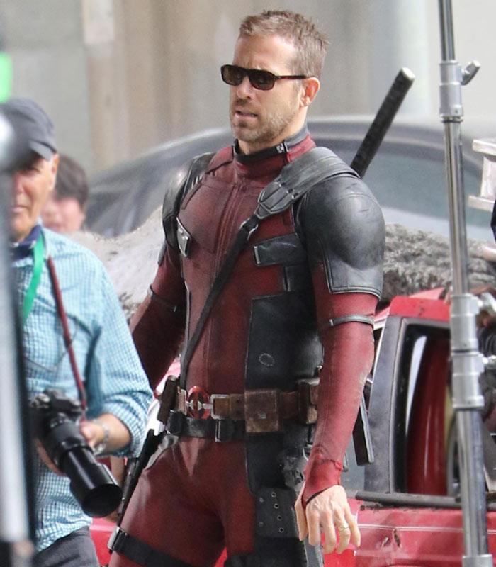 La tristeza de Ryan Reynolds al reanudar el rodaje de \'Deadpool 2 ...