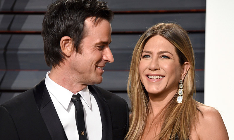 Justin Theroux afirma que pudo haber conocido a Jennifer Aniston hace 20 años