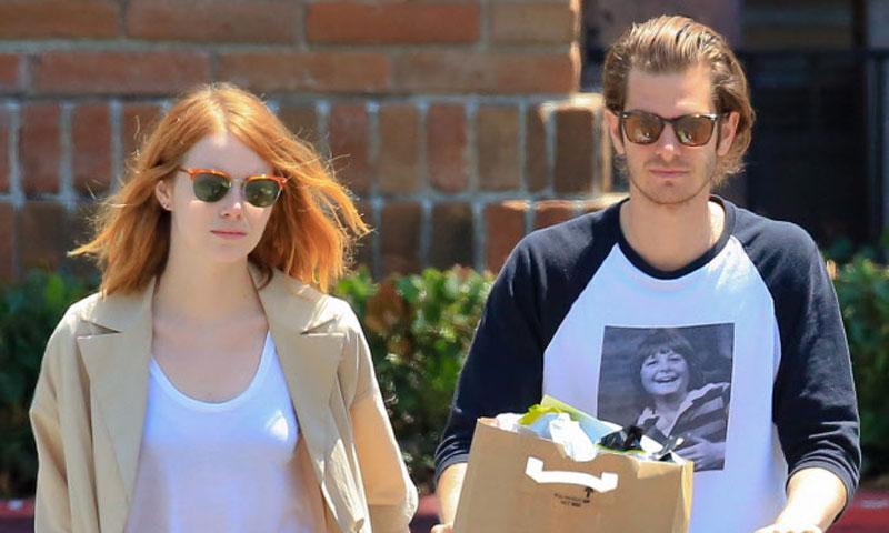 ¿Será esta la reconciliación definitiva de Emma Stone y Andrew Garfield?