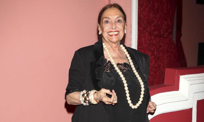 Muere la actriz y cantante Nati Mistral a los 88 años