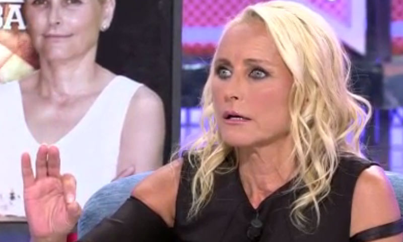 Lucía Pariente responde a las acusaciones de Fonsi Nieto