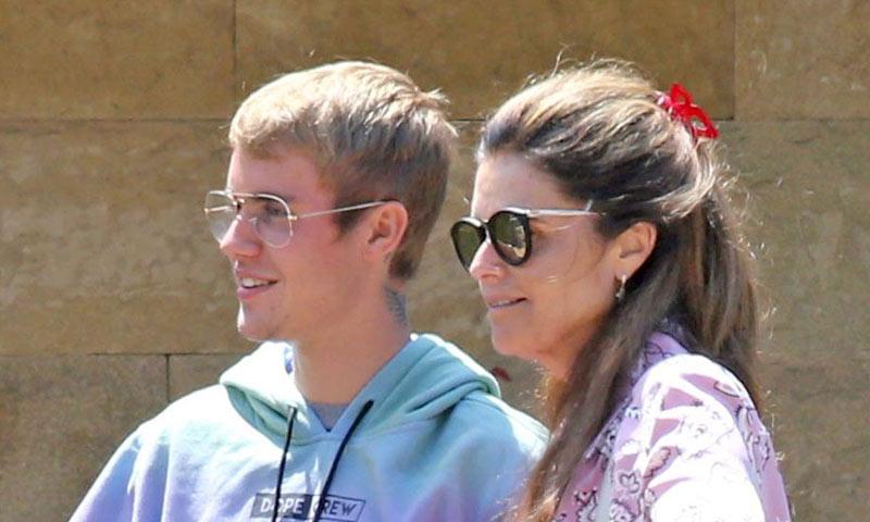 ¿Quién sabía que eran amigos? Justin Bieber se lleva de maravilla con María Schriver