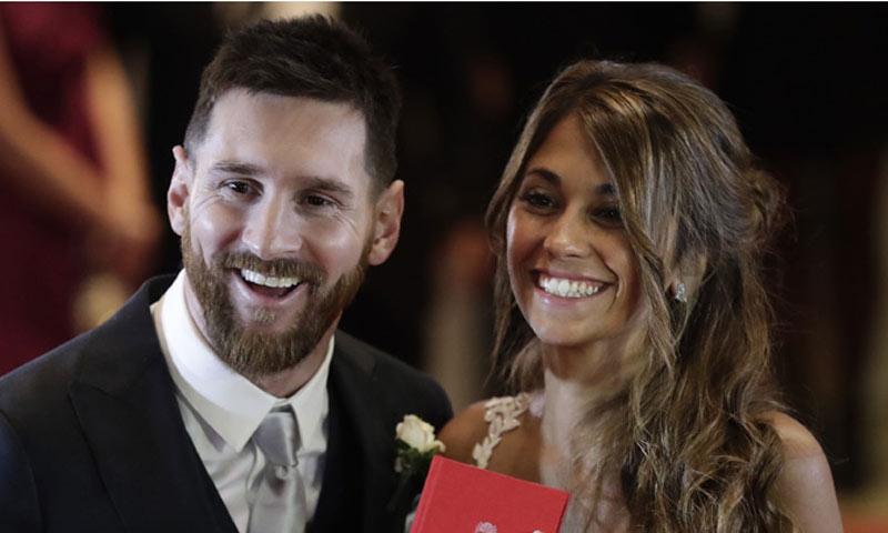 Lionel Messi y Antonela Roccuzzo, ¿padres por tercera vez?