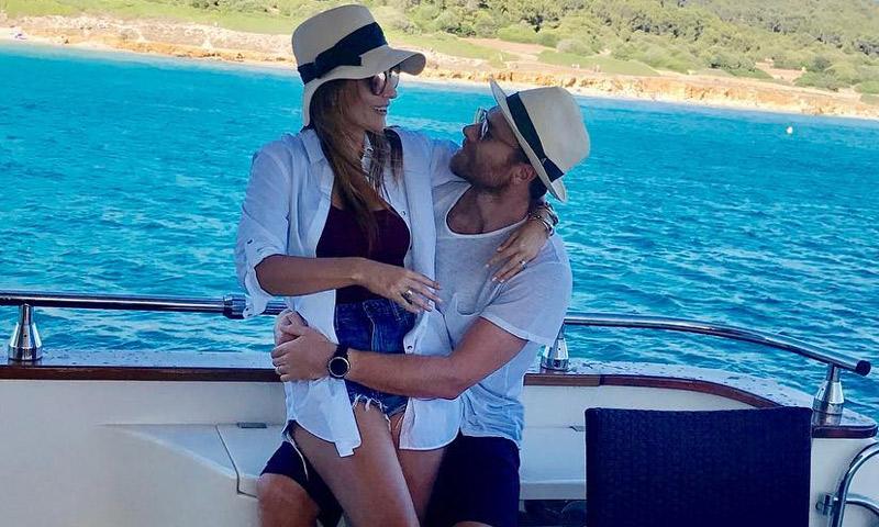 Xabi Alonso y Nagore Aranburu, su verano más largo termina a bordo del yate de moda