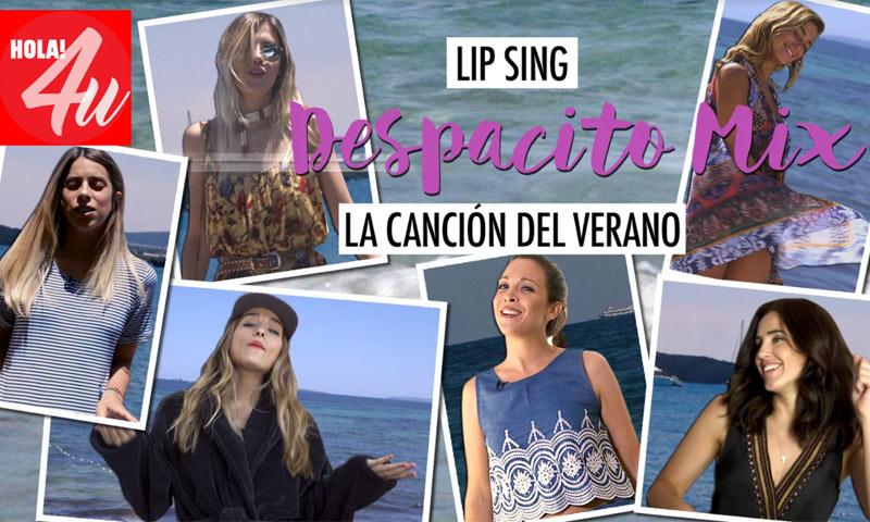 Las chicas de HOLA!4u se convierten en cantantes en la versión más divertida de 'Despacito'