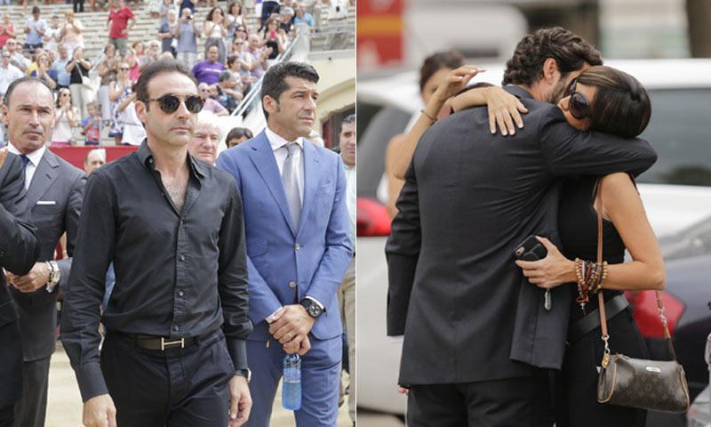 El mundo del toreo se une a la familia en el último adiós a Dámaso González en su Albacete natal