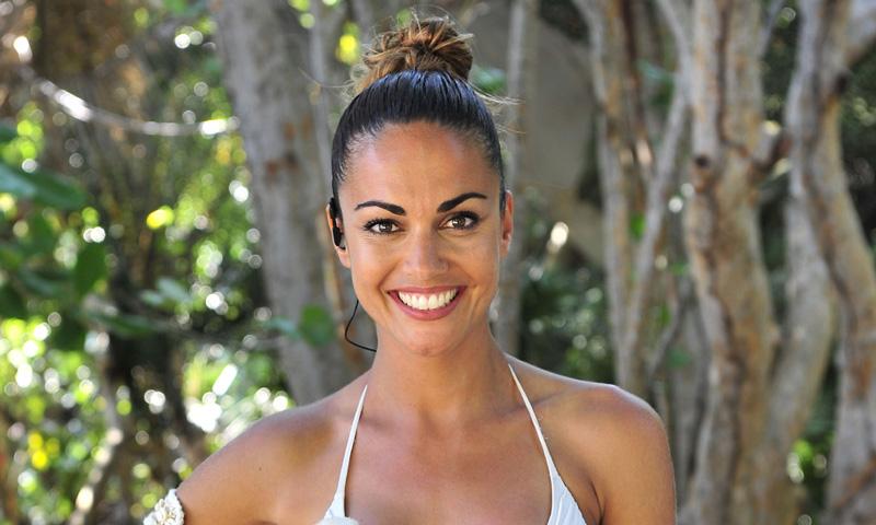 Lara Álvarez se embarca en una nueva aventura con su ex