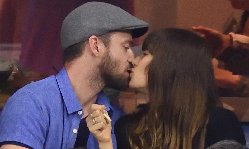 Justin Timberlake y Jessica Biel, tan enamorados como el primer día