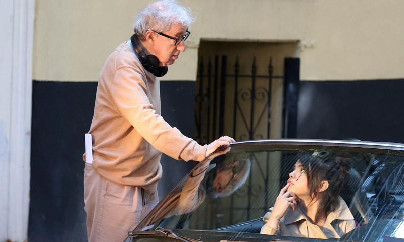 Selena Gómez, nueva musa de Woody Allen
