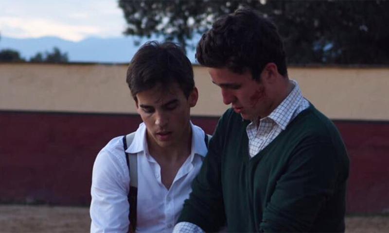 Felipe de Marichalar presta su apoyo al torero Gonzalo Caballero en su tarde más solidaria