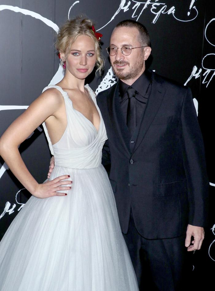 Jennifer Lawrence se v...