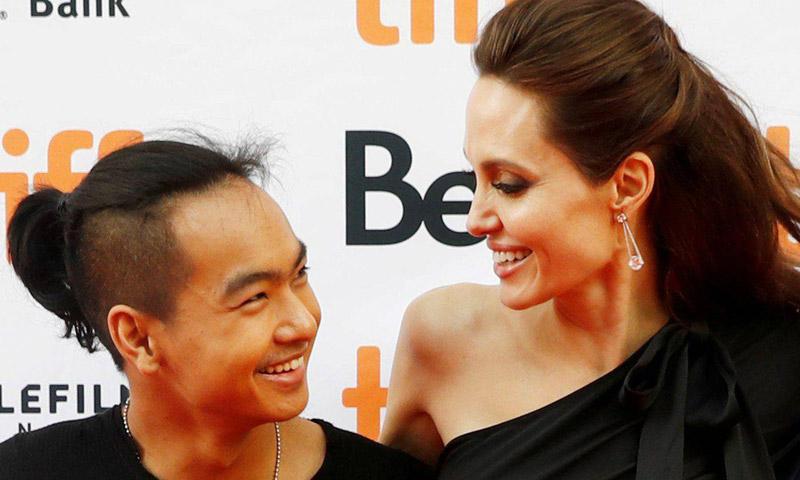 Maddox Jolie-Pitt concede su primera entrevista: 'Mi madre es una maravilla'