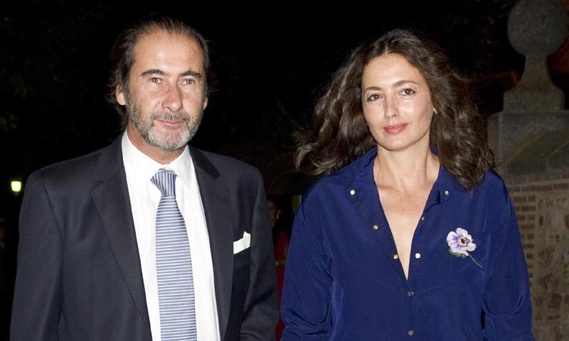Jose Toledo y Cristóbal Martínez-Bordíu se separan después de 32 años de matrimonio