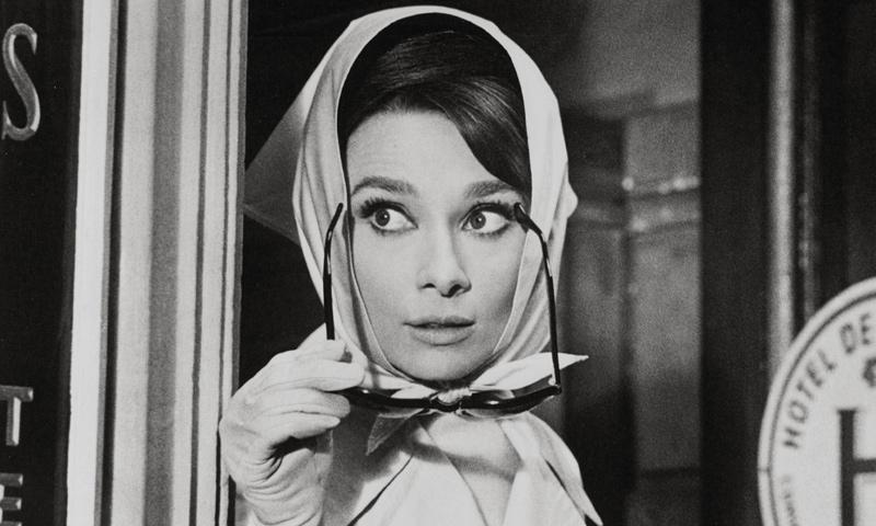 Más de 500 objetos personales de Audrey Hepburn salen a subasta