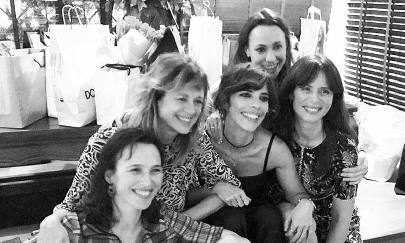 El 47 cumpleaños de Maribel Verdú se convierte en una alfombra roja de invitados