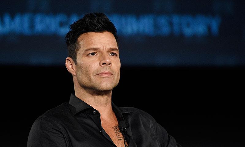 Ricky Martin se vuelca con el desastre de Puerto Rico