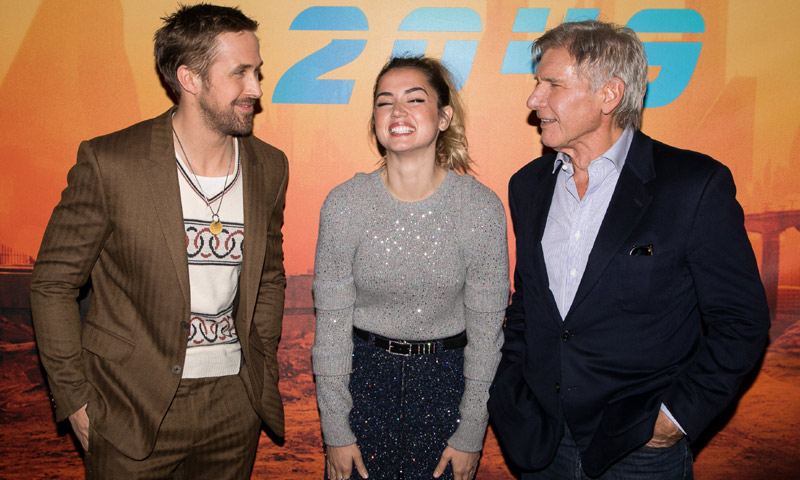 La inesperada prueba con la que no contaba Ana de Armas para conseguir su papel en 'Blade Runner'