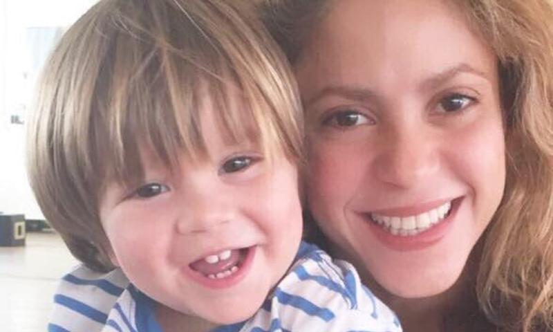 Shakira, con un inesperado asesor artístico: su hijo Sasha