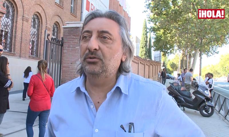 En vídeo: Los familiares y amigos de Antonio Carmona, 'muy contentos' por su recuperación