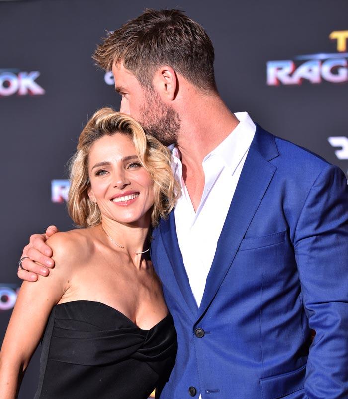 Elsa Pataky Y Chris Hemsworth Cuando El Amor Verdadero Se