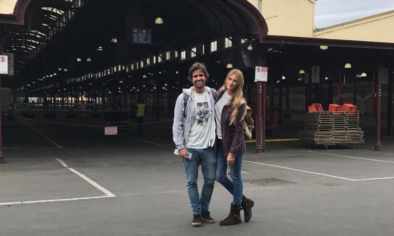 Sibi Montes y Álvaro Sanchís abren el álbum de fotos de su luna de miel en Australia