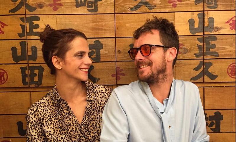 La escapada de Macarena Gómez y Aldo Comas a 'la ciudad que nunca para'