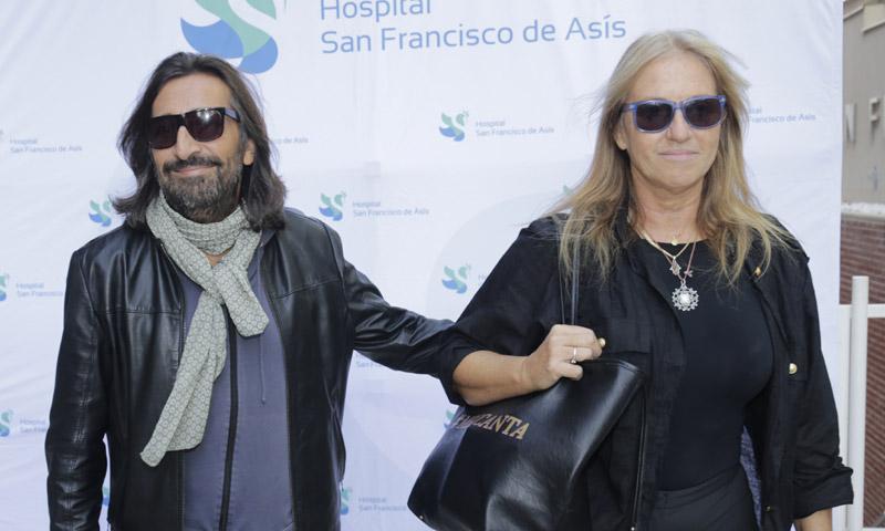 Antonio Carmona abandona el hospital tras ser operado de urgencia