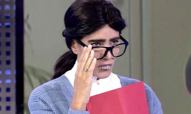 Protagonista de portadas, colaboradora de televisión y ahora metida en la piel de 'Bea la fea', ¿la reconoces?