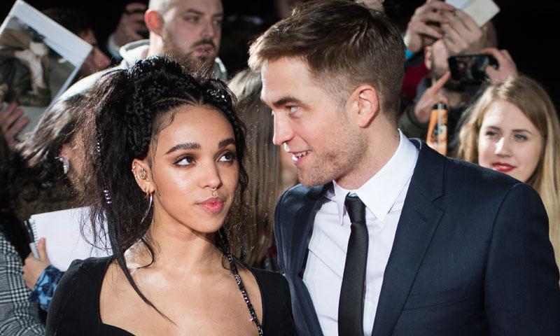 Robert Pattinson vuelve a estar soltero