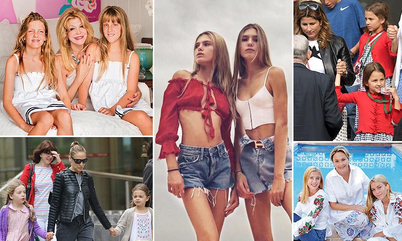FOTOGALERÍA: El nuevo 'imperio' de las gemelas