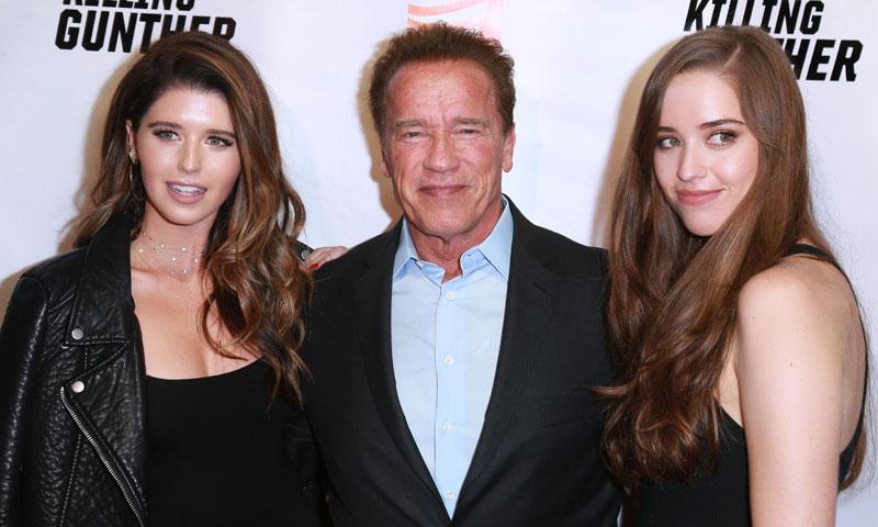 Arnold Schwarzenegger presume de sus hijas Katherine y Christina: todo lo que debes saber sobre ellas