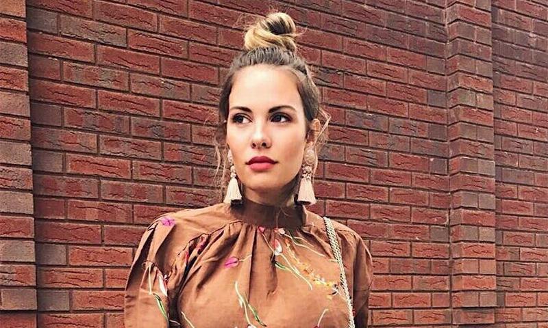 El motivo del 'viaje exprés' de Jessica Bueno a Madrid