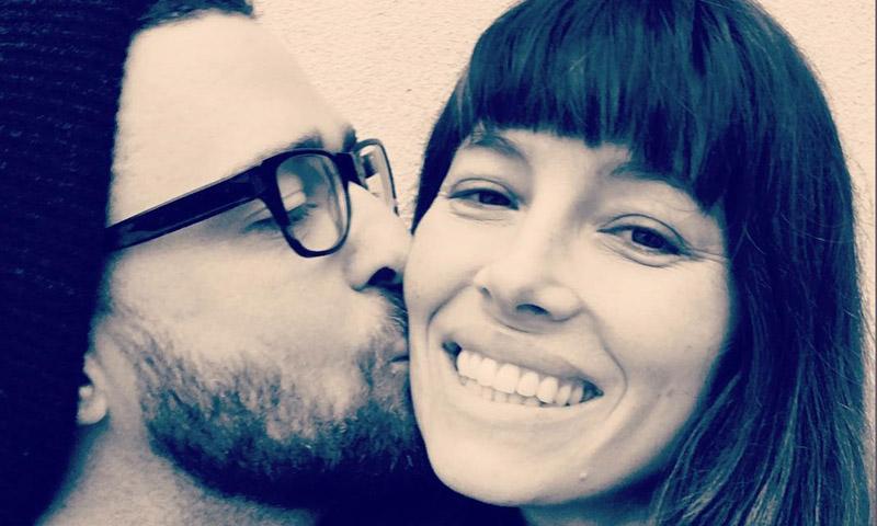 Justin Timberlake escribe una carta de amor a Jessica Biel por su quinto aniversario de boda y ella así le contesta