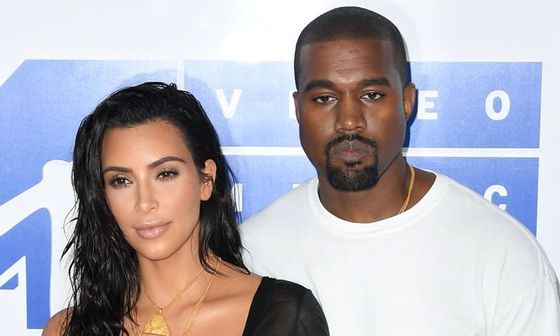 Kim Kardashian y Kaney West sufren un robo en su casa de Bel Air