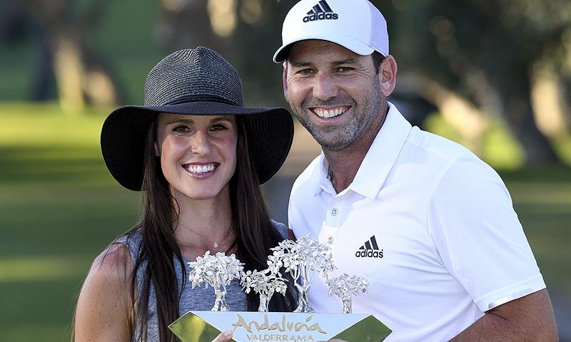 Exclusiva: El bebé que esperan Sergio García y Angela Akins es...