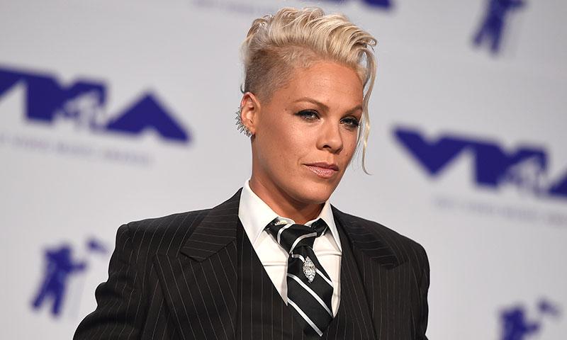 Pink habla por primera vez sobre el enfrentamiento que mantuvo con Christina Aguilera