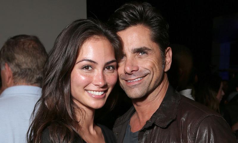 John Stamos, el tío de 'Padres forzosos', anuncia su compromiso con Caitlin McHugh de esta forma tan romántica