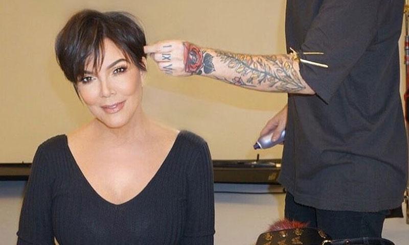 El cambio radical de Kris Jenner, la matriarca del clan Kardashian