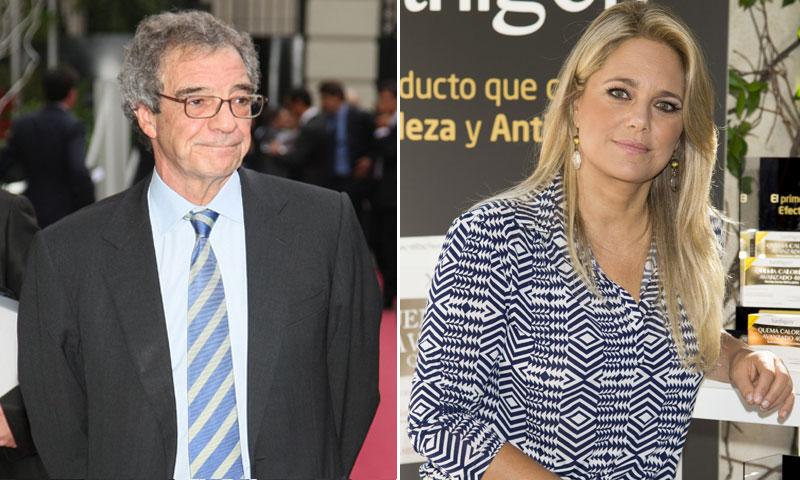 Isabel Sartorius y César Alierta, expresidente de Telefónica, una relación que se consolida