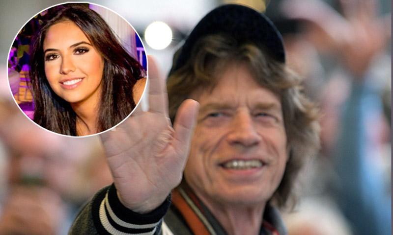 La nueva conquista de Mick Jagger: una productora estadounidense cincuenta y dos años menor que él