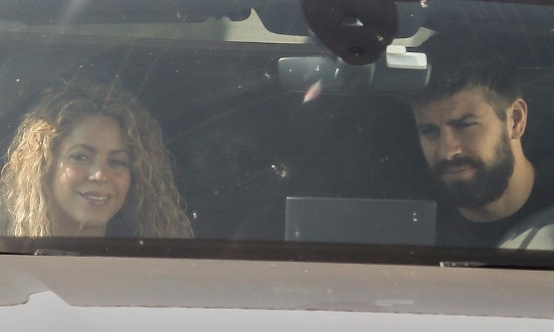 EXCLUSIVA: Shakira exprime al máximo el tiempo con Piqué antes de comenzar su gira